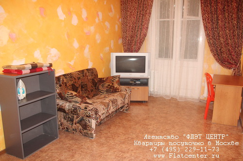 Квартира посуточно на м.Дмитровская,Чуксин тупик д.7.