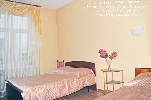 Квартира посуточно на м.Дмитровская,1-я Хуторская д.16/26.