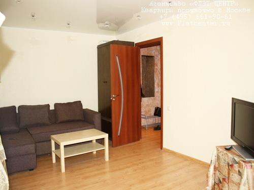 Квартира посуточно на м.Бутырская.Частная гостиница на Вятской ул