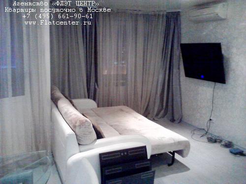 Квартира посуточно в Москве рядом м.Домодедовская.Гостиница на м.Домодедовской