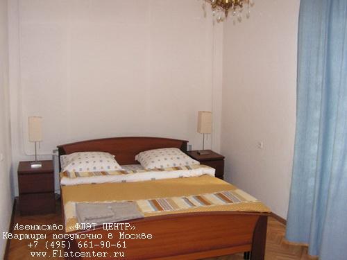 Квартира посуточно в Москве рядом м.Достоевская.Гостиница на Долгоруковской