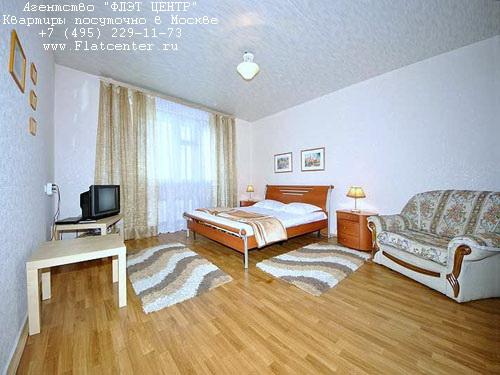 Квартира посуточно в Москве м.Дубровка