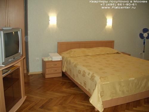Квартира посуточно на м.Филевский парк,ул.Кастанаевская, д.21.