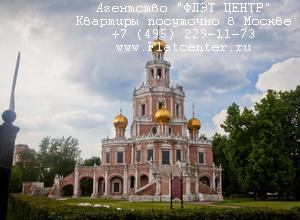 Фото района у м.Филевский Парк