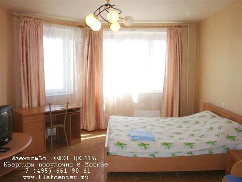 Квартира посуточно на м.Филёвский Парк,Олеко Дундича д.34.