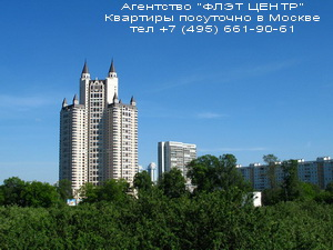 Агентство ФЛЭТ ЦЕНТР -посуточная сдача квартир на Филях,на Сеславинской ул.,и ул.Алябьева