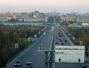 Фото района у м.Фрунзенская