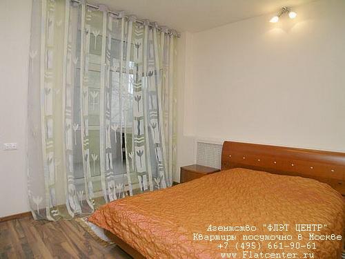 Квартира посуточно м.Фрунзенская,в центре Москвы
