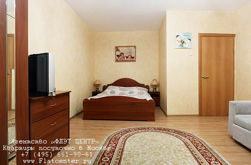 Квартира посуточно в Москве рядом м.Кантемировская.Гостиница на Кантемировской