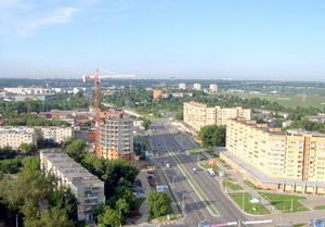 Фото района у м.Кантемировская