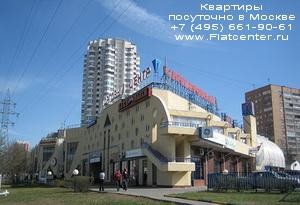 Агентство ФЛЭТ ЦЕНТР - аренда квартир посуточно у м.Кантемировская