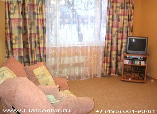 Квартира посуточно Каширская.ул.Академика Миллионщикова д.31