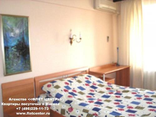 Квартира посуточно на м.Киевская,Большая Дорогомиловская д.10.