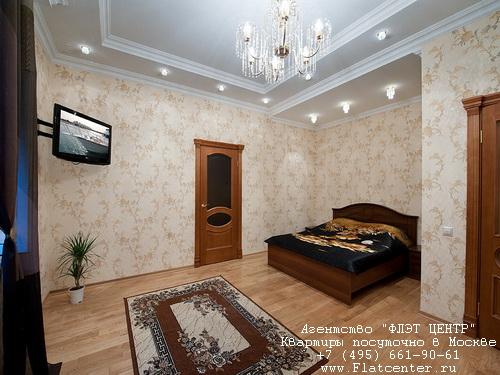 Квартира на сутки метро Киевская,Б.Дорогомиловская 1