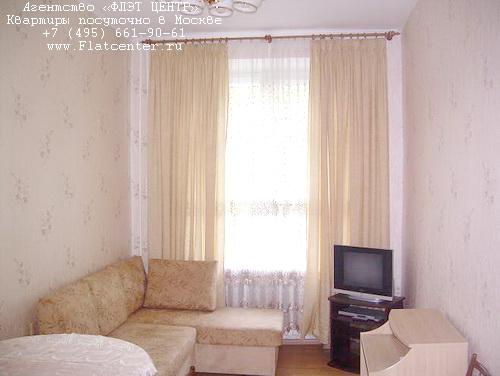 Квартира посуточно на м.Киевская,Б.Дорогомиловская д.4.