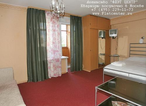 Квартира посуточно на м.Киевская,Бережковская наб. д.8.