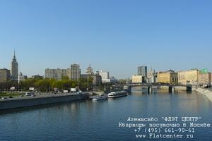 ФЛЭТ ЦЕНТР - Посуточная аренда квартир в Москве