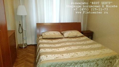 Квартира посуточно на м.Киевская,ул.Брянская д.12.
