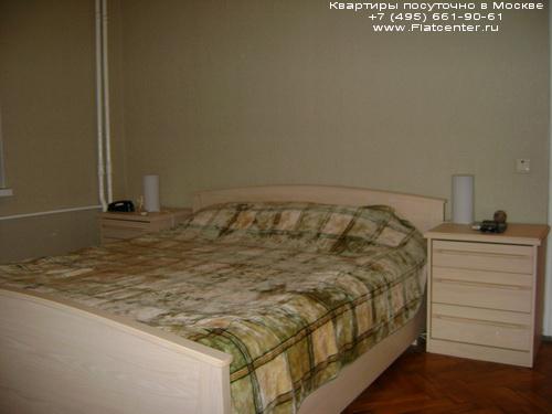 Квартира посуточно на м.Киевская,ул. Б.Дорогомиловская, д.9.гостиница на Дорогомиловской ул.