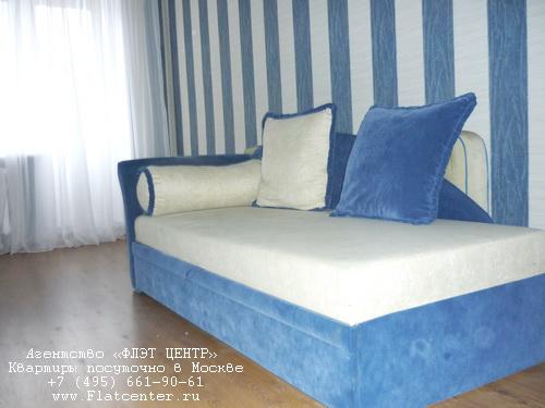 Квартира посуточно на м.Киевская,Кутузовский пр-т д.9/1.