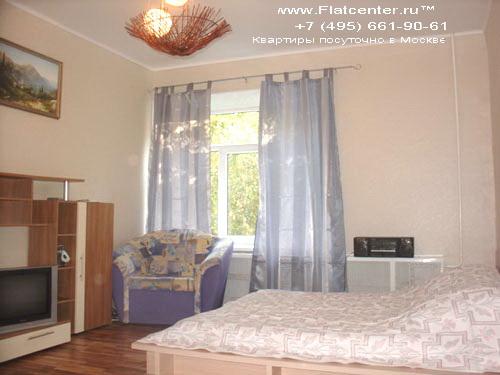 Квартира посуточно в Москве рядом метро Чистые Пруды,ул.Солянка