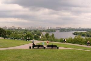 Фото района у м.Коломенская