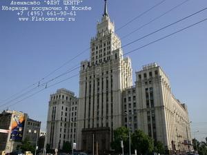 Агентство ФЛЭТ ЦЕНТР - аренда квартир посуточно у м.Красные Ворота