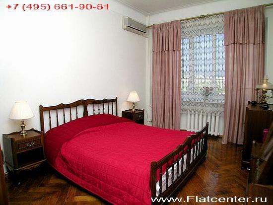 Квартира посуточно в Москве рядом м.Красные Ворота.Гостиница на Кропоткинской