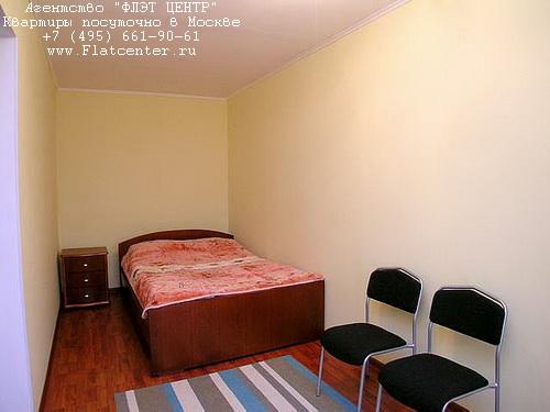 Квартира посуточно в Москве рядом с м.Краснопресненская,Красная Пресня д.12