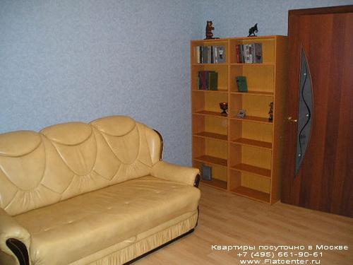 Квартира посуточно на м.Краснопресненская,ул.Красная Пресня д.8.Мини-гостиница у Экспоцентра на Пресне