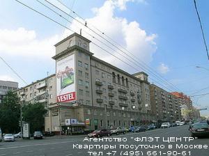 Снять квартиру на сутки у м.Краснопресненская и на Новинском бульваре