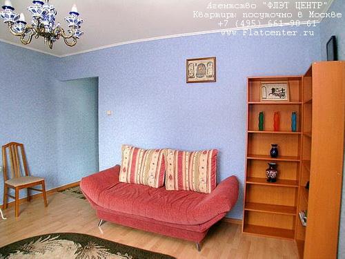 Квартира посуточно на м.Краснопресненская, ул.Красная Пресня д.8.