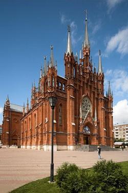 Костел Непорочного Зачатия Пресвятой Девы Марии в Москве