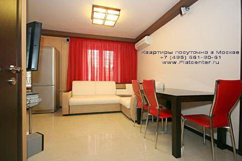 Гостиница на Краснопресненской набережной,Николаева, 1