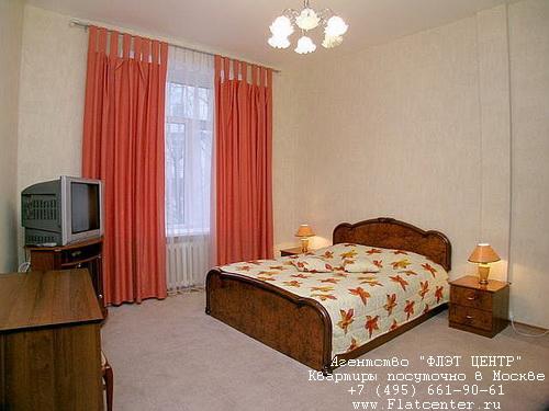 Квартира посуточно на м.Краснопресненская,Новинский б-р д.28/35.