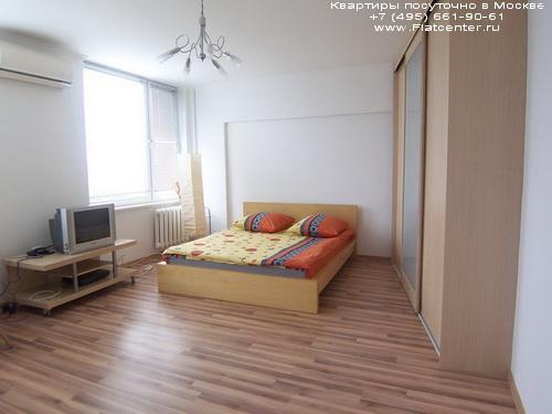 Квартира посуточно на м.Краснопресненская,Новинский Бульвар, 15.