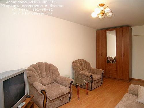 Квартира посуточно на м.Краснопресненская,Пресненский пер д.2.