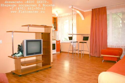 Квартира посуточно на м.Красносельская,Верхняя Красносельская д.22.