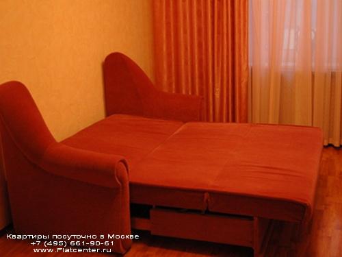 Квартира посуточно на м.Красные Ворота,Фурманный пер.Гостиница Садово-Спасская