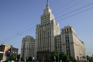Фото района у м.Красные Ворота