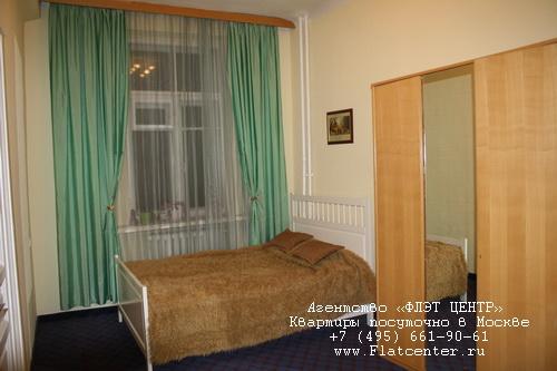 Квартира посуточно м.Кропоткинская