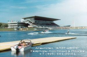 Агентство ФЛЭТ ЦЕНТР - аренда квартир посуточно у м.Крылатское