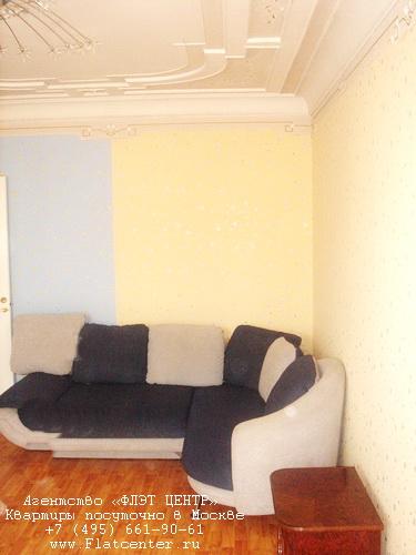 Квартира посуточно на м.Крылатское,ул.Осенняя д.2б.
