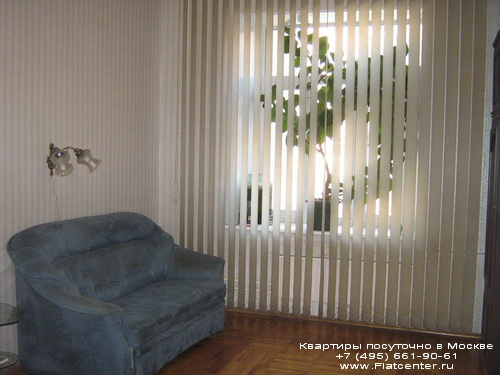 Квартира посуточно на м.Курская,ул.Казакова д.29.