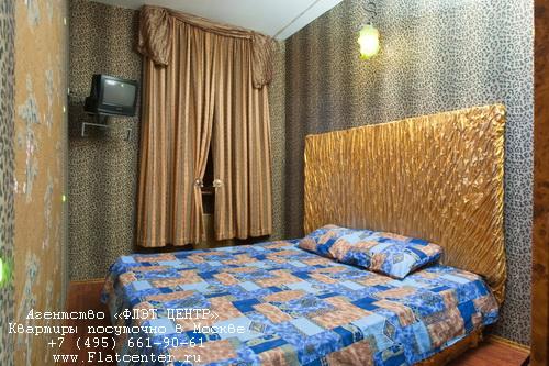 Квартира посуточно на м.Курская,Земляной Вал д.2.