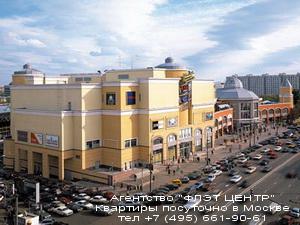 Агентство ФЛЭТ ЦЕНТР - аренда квартир посуточно у м.Курская