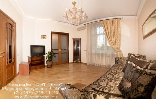 Квартира посуточно на м.Кутузовская,Кутузовский пр-т д.22.
