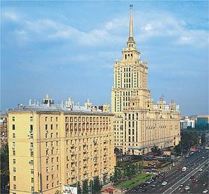 Фото района у м.Кутузовская