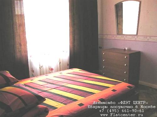 Квартира посуточно на м.Кутузовская,Кутузовский пр-т д.24.