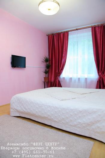 Квартира посуточно в Москве м.Кутузовская,Кутузовский пр. 29